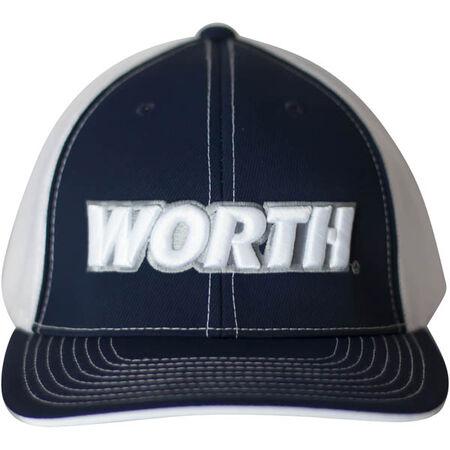 Worth Navy Trucker Mesh Hat