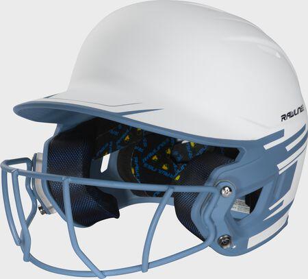 Rawlings Mach Ice Softball Batting Helmet